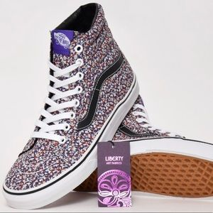 7eb2f01435 Vans Shoes - New Vans Sk8-hi Reissue Liberty Micro Floral